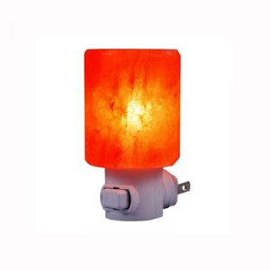 Night Light Salt Lamp
