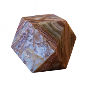 Onyx Paper Weight